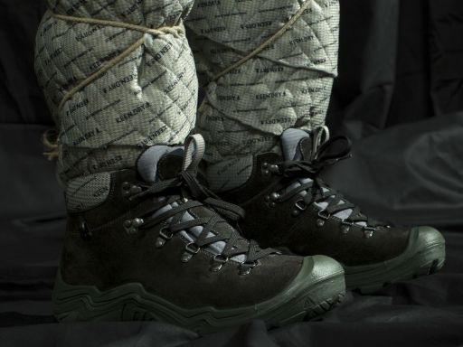 KEEN launches Feldberg x Garbstore boot