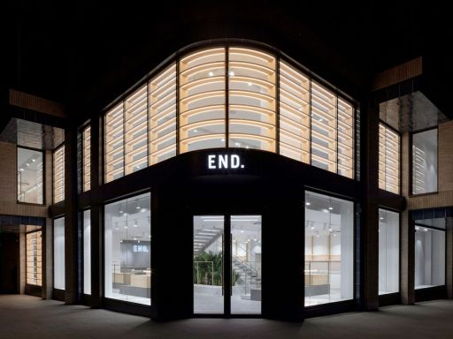 END. flagship store opens in London