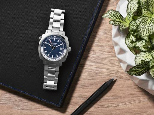 Bamford launches the London GMT watch