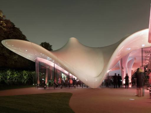 Serpentine Gallery opens its first style-focused exhibition