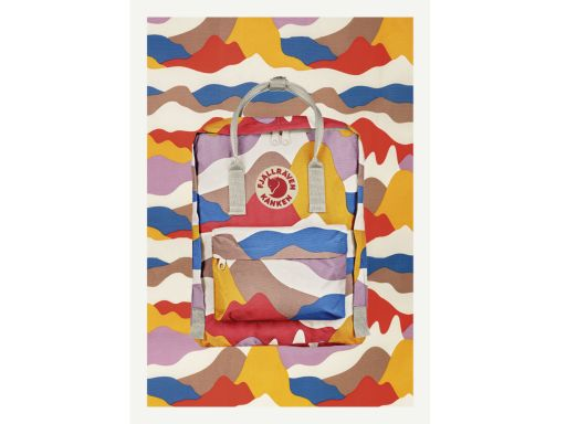 Fjallraven announces Kanken Art bag