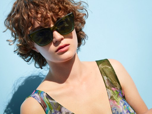 Mulberry launches first eyewear collection