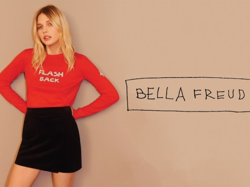 Bella Freud Sample Sale – 29th November 2019