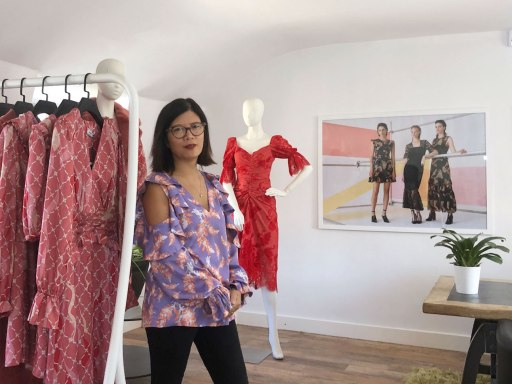 My London – Yvonne Hoang – Founder & CEO of THREE FLOOR