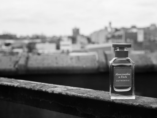 Abercrombie & Fitch launches AUTHENTIC fragrance