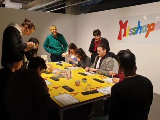 Tatty Devine opens exhibition at University of Greenwich Galleries