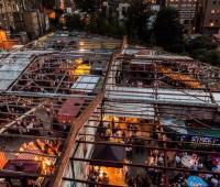 #BloggerSaturday at Street Feast - Dalston Yard - 24th August 43