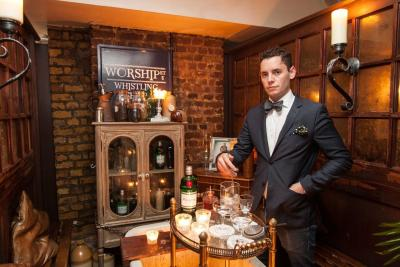 The Worship Street Whistling Shop Presents - The Juniper Journey by Tanqueray Gin 25