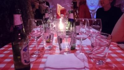 Bootleg Banquet Tarantino Tease Supperclub - Review 24