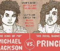 Prince vs Michael Jackson - 22nd February - Hackney Attic 30