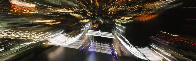 28 Amazing London Night Shots from the Shard 33