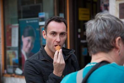 Scratch London's Ten Tastes of Soho - Interview 16