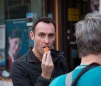 Scratch London's Ten Tastes of Soho - Interview 37