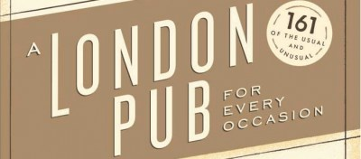 The London Pub For Every Occasion - Book Review 17