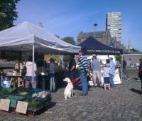 Wapping Market - Worth Getting up For? 29