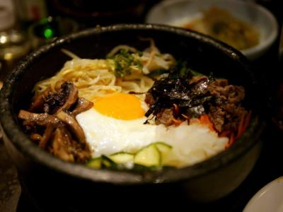 Jin Go Gae - Restaurant