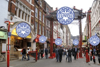 London's China town to move to Croydon and be replaced by a 2,000 seater Pizza Express and Angus Steakhouse 22