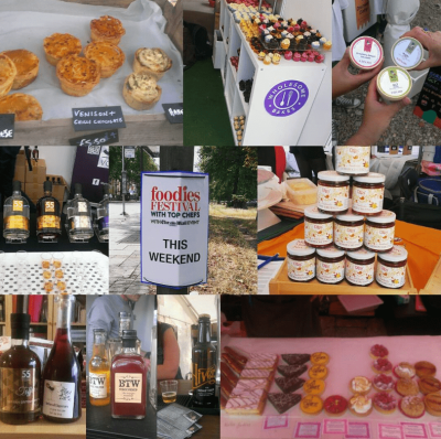 Foodie Festival - Clapham Common - Review 22