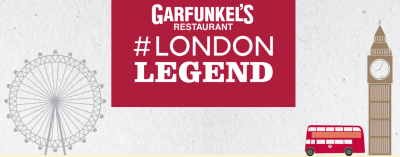 Garfunkel's #LondonLegend Tour 21