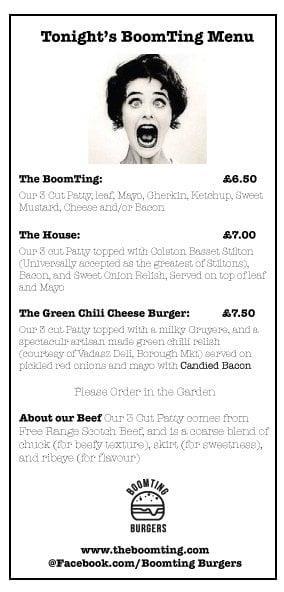 BoomTing Burgers Review 25