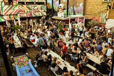 The Last Days of Shoreditch