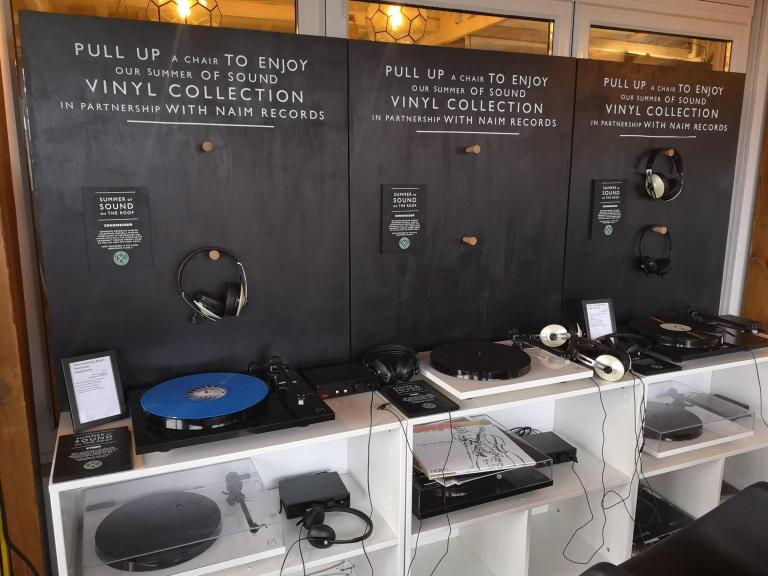 John Lewis Oxford Street - A Rooftop of Chicken - Cocktails and Music - Review 17