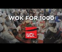 #Wokfor1000 will attempt to cook 1000+ meals in one day in Borough Market 22