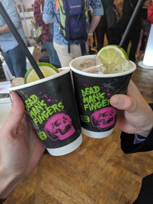 dead mans fingers cbd rum