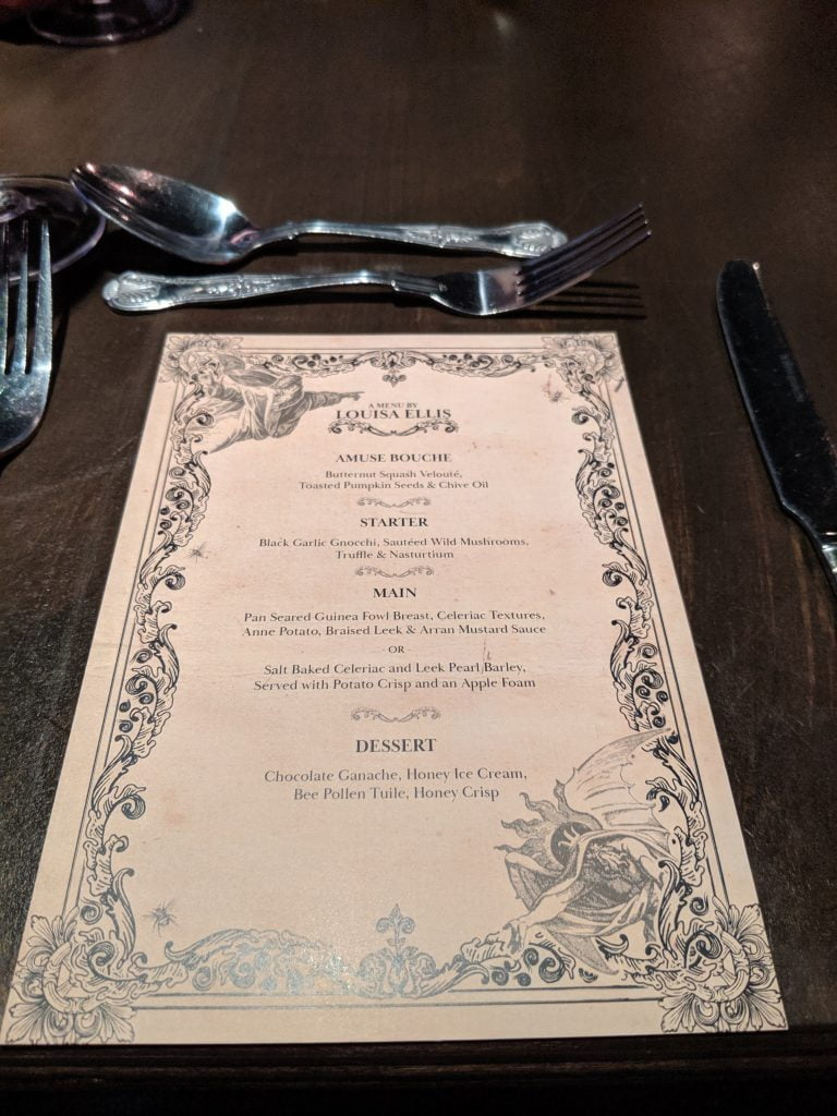 Immersive dining at Pedley Street: Sell your soul for a Journey To The Underworld 11