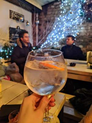 The Admiral Codrington - Winter Lodge Review 24