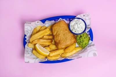 Vegan fish n chips delivery launched 44
