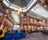 Leadenhall Market Celebrates 700 Years with a Series of Summer Events 19