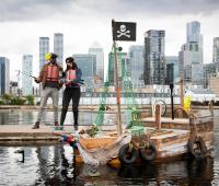 All hands on deck! London to host events to help stop litter entering the briny deep 8