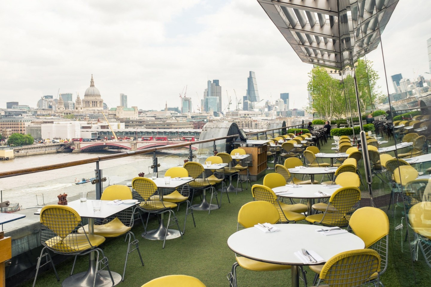 Oxo Tower Terrace