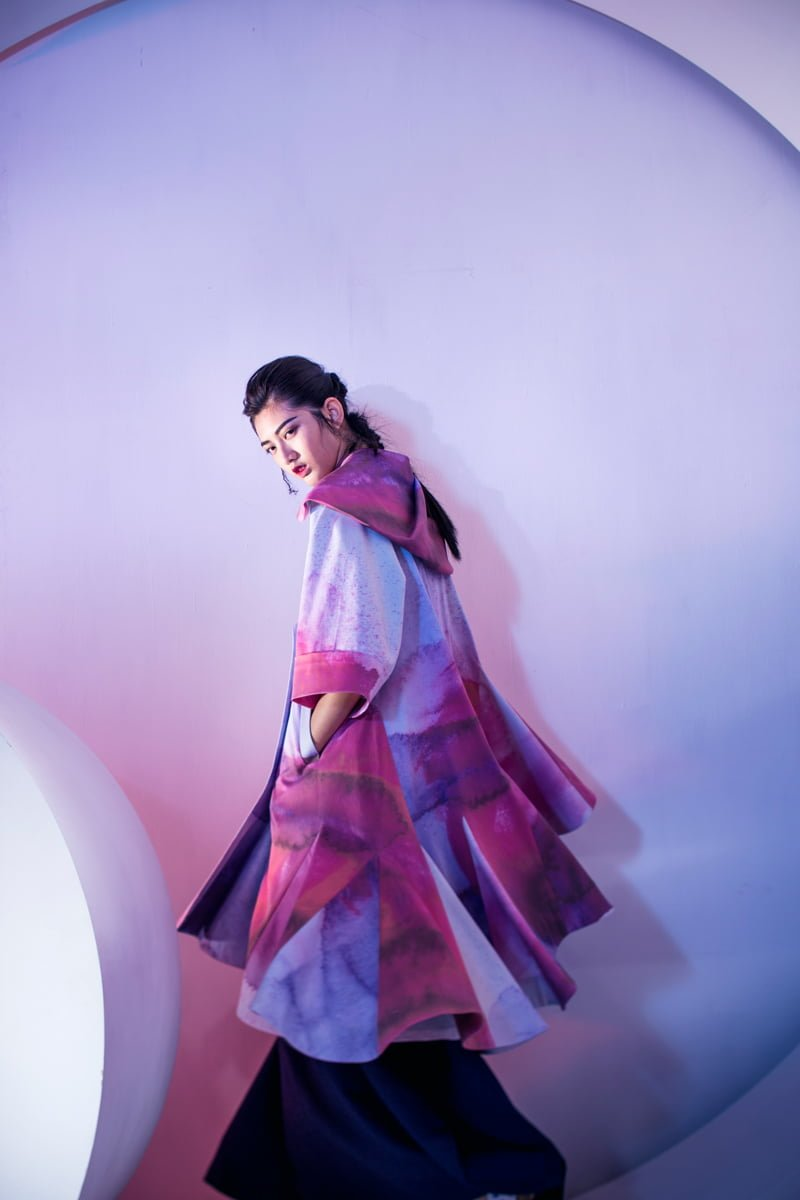 # Out Of Control:制度外的穿著比例 2016 SS 15