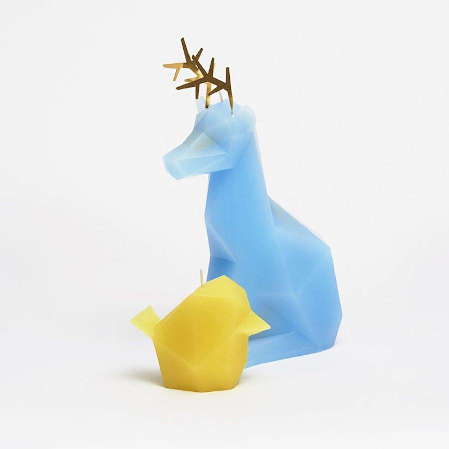 # PyroPet 動物蠟燭為你燃燒生命:不過燒完可是會看見殘骸 5