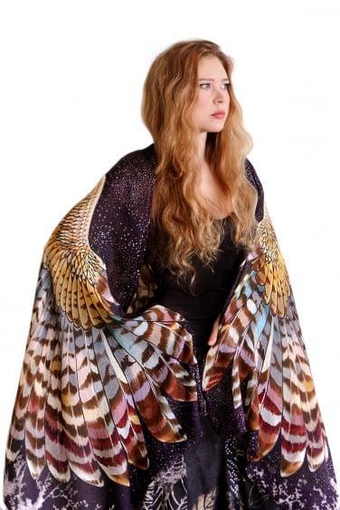 # Shovava 給你一對翅膀:森林系翅膀讓你成為精靈系女神 10
