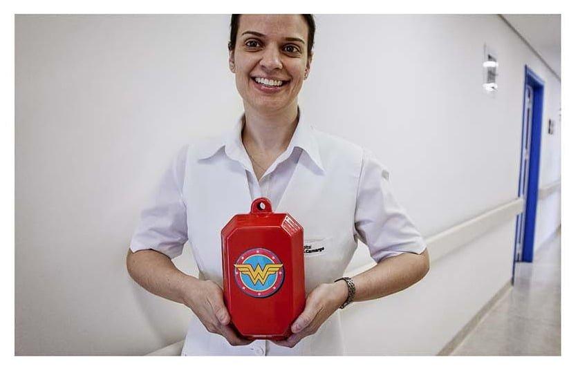 #正義聯盟 X 巴西癌症治療中心超感人企劃: Superformula 為癌症兒童注入超級英雄藥劑 8