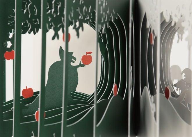# 比立體書還厲害?: 大野友資 Yusuke Oono 的360°Book無死角紙雕兒童繪本 11