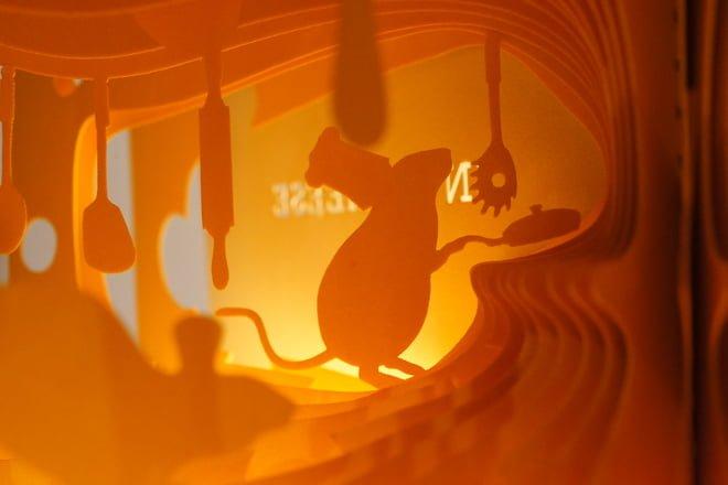 # 比立體書還厲害?: 大野友資 Yusuke Oono 的360°Book無死角紙雕兒童繪本 5