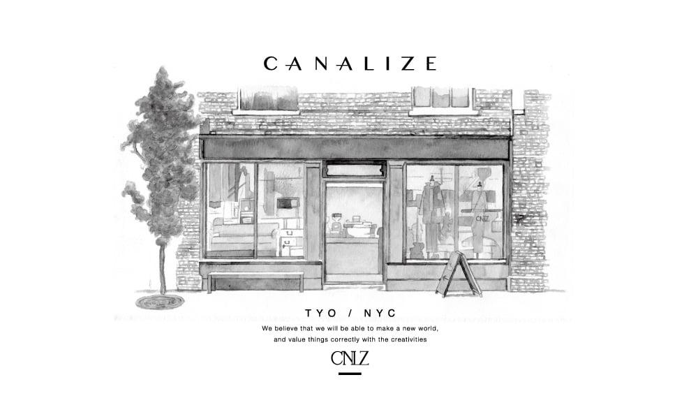 # CANALIZE 不只販售流行:讓人了解美學根本的新型態提案 7