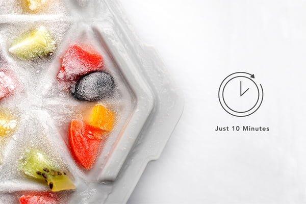 # 只要10 分鐘,帶來迅速結凍的驚喜!: FreezTHAT! 奇想急凍盒 顛覆你的製冰體驗 1