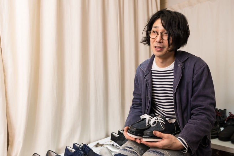 #H ? Katsukawa from Tokyo 推出 DENIM 系列:ISETAN MENS 期間限定販售! 2