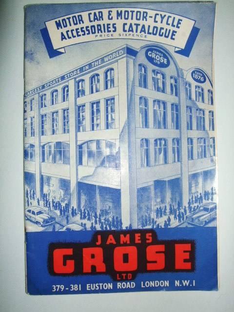 # JAMES GROSE 再現榮耀的探索之旅:百年品牌的重生! 1