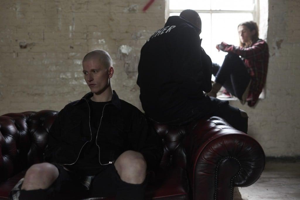 # OTHER UK 16SS grunge精神集大成:90s 垃圾搖滾與軍裝的共鳴 RISE 1