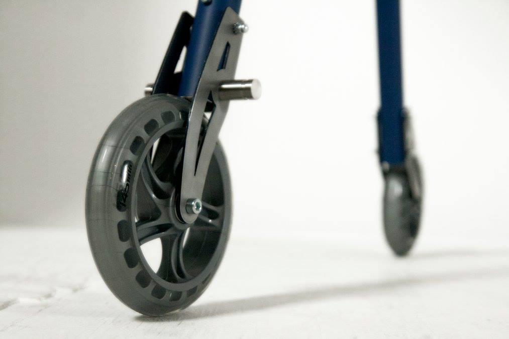 # Wheela the Scootbike 終極迷你單車:讓你把單車輕鬆背著走 15
