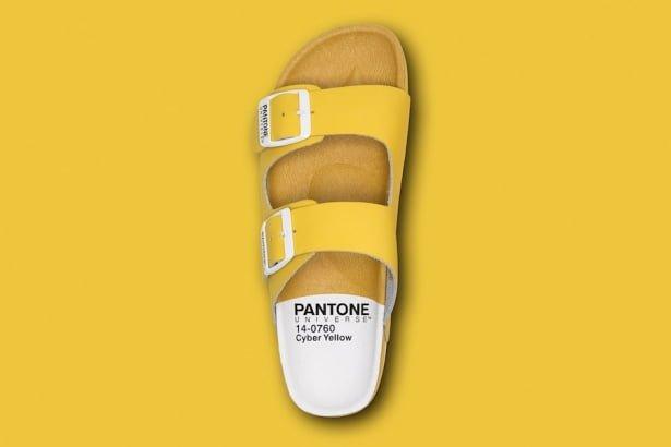 # Pantone Universe Footwear 12 款春夏配色:穿上就是現成色票 1