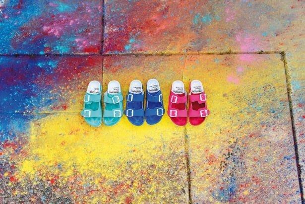 # Pantone Universe Footwear 12 款春夏配色:穿上就是現成色票 5