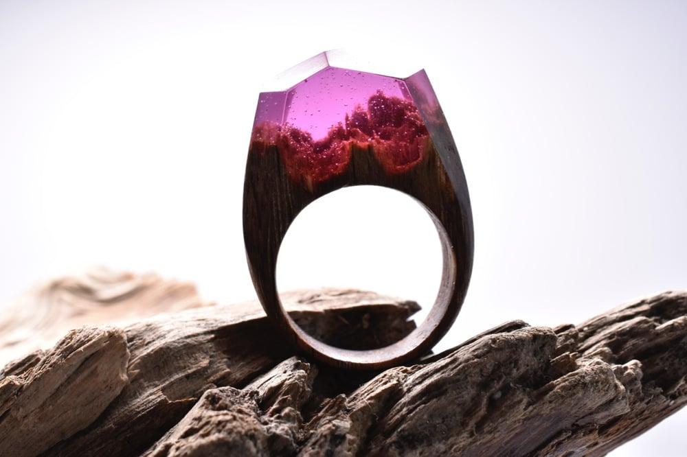 # 夢幻情境式的手工戒指:Secretworld 獨特選擇! 6
