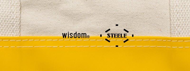 # wisdom X Steele Canvas Basket:推出美國製經典大廠托特包 ! 15